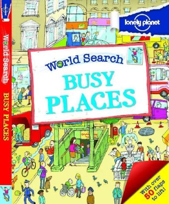 Lonely Planet World Search - Busy Places | Dodax.ch