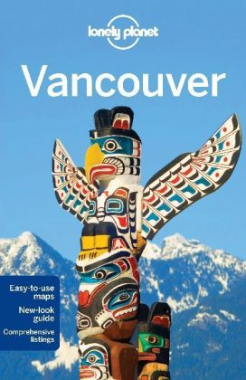 Lonely Planet Vancouver | Dodax.ch