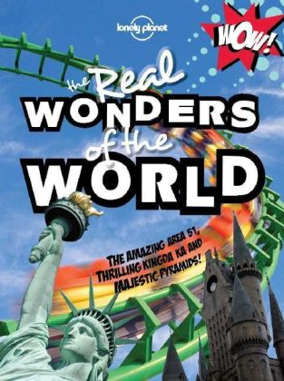 Lonely Planet Not For Parents - The Real Wonders of the World | Dodax.at