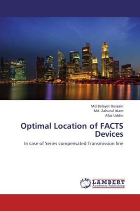 Optimal Location of FACTS Devices | Dodax.ch