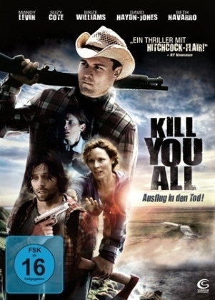 Kill You All, 1 DVD | Dodax.ch