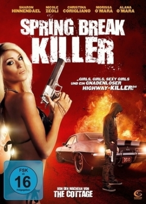 Spring Break Killer, 1 DVD | Dodax.ch