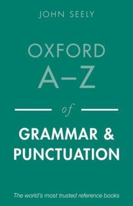 Oxford A-Z of Grammar and Punctuation | Dodax.de