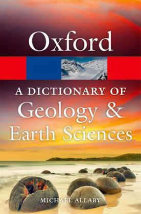 A Dictionary of Geology and Earth Sciences | Dodax.pl