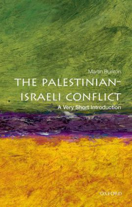 Palestinian-Israeli Conflict: A Very Short Introduction | Dodax.ch