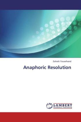 Anaphoric Resolution | Dodax.ch