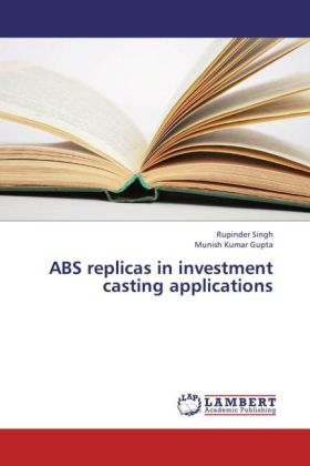 ABS replicas in investment casting applications | Dodax.nl