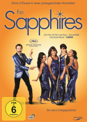 The Sapphires, 1 DVD | Dodax.fr