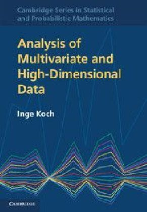 Analysis of Multivariate and High-Dimensional Data   Dodax.pl