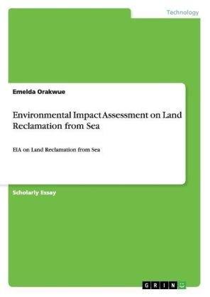 Environmental Impact Assessment on Land Reclamation from Sea | Dodax.ch