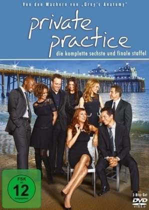 Private Practice. Staffel.6, 3 DVDs | Dodax.at