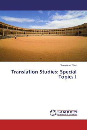 Translation Studies: Special Topics I | Dodax.nl