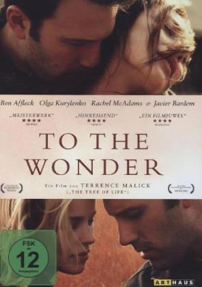 To the Wonder, 1 DVD | Dodax.es