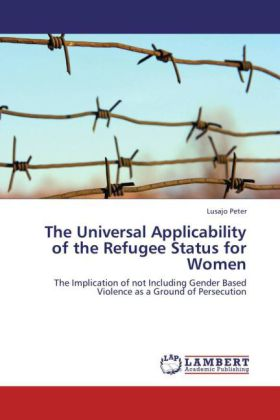 The Universal Applicability of the Refugee Status for Women | Dodax.nl