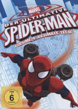 Der Ultimative Spider-Man - Ultimate-Tech - Volume | Dodax.ca