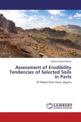 Assessment of Erodibility Tendencies of Selected Soils in Parts   Dodax.ch