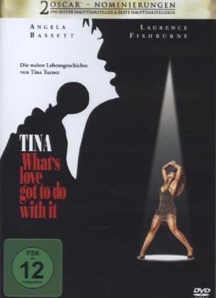 Tina, What's Love got to do with it, 1 DVD | Dodax.at