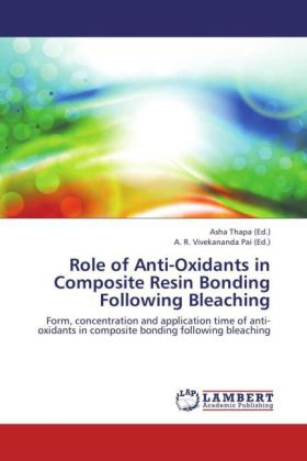 Role of Anti-Oxidants in Composite Resin Bonding Following Bleaching   Dodax.at