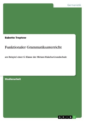 Funktionaler Grammatikunterricht | Dodax.co.uk