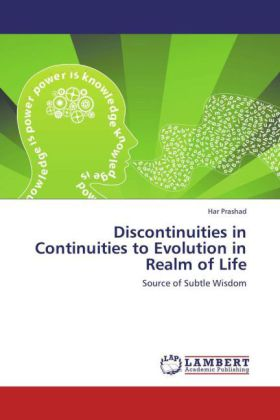 Discontinuities in Continuities to Evolution in Realm of Life | Dodax.co.uk