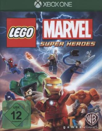 LEGO Marvel Super Heroes - Xbox One | Dodax.fr