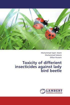 Toxicity of differient insecticides against lady bird beetle | Dodax.de