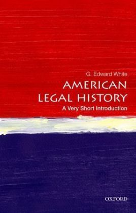 American Legal History: A Very Short Introduction | Dodax.pl