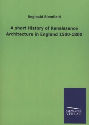 A short History of Renaissance Architecture in England 1500-1800 | Dodax.at