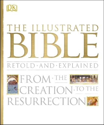 The Illustrated Bible | Dodax.pl