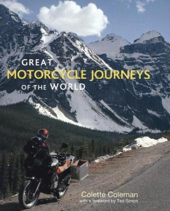 Great Motorcycle Journeys of the World | Dodax.ch