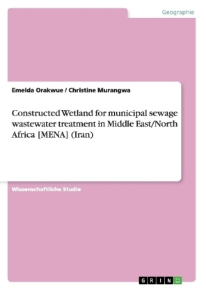 Constructed Wetland for municipal sewage wastewater treatment in Middle East/North Africa [MENA] (Iran) | Dodax.ch