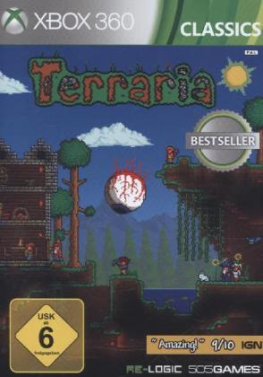 Terraria, Xbox360-DVD | Dodax.co.uk
