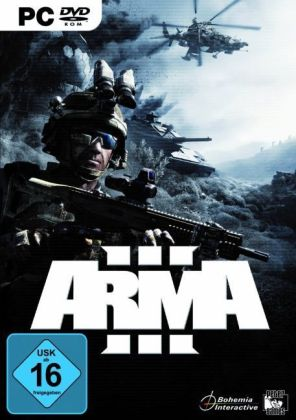 ARMA 3 Deluxe Edition, DVD-ROM | Dodax.ch