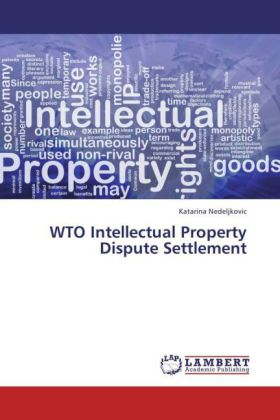 WTO Intellectual Property Dispute Settlement | Dodax.at