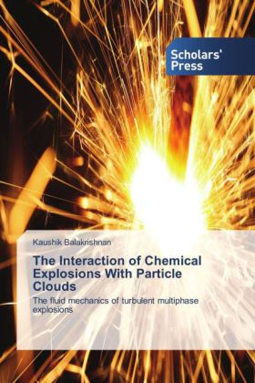 The Interaction of Chemical Explosions With Particle Clouds | Dodax.at