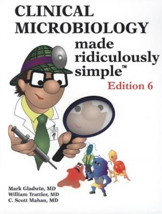 Clinical Microbiology Made Ridiculously Simple | Dodax.ch