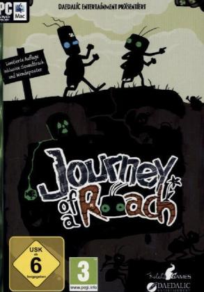 Journey of a Roach, PC, 1 DVD-ROM | Dodax.nl