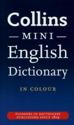 Collins Mini English Dictionary | Dodax.ch
