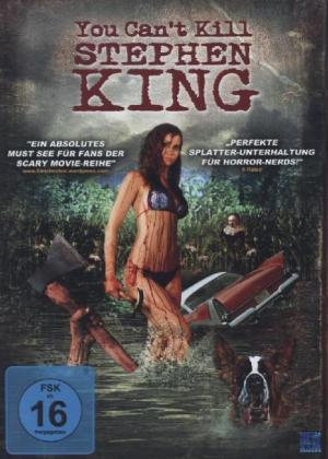 You can't kill Stephen King, 1 DVD | Dodax.ch