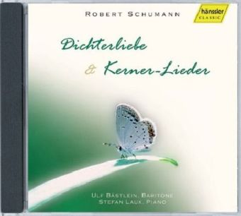Dichterliebe & Kerner-Lieder, 1 Audio-CD | Dodax.at
