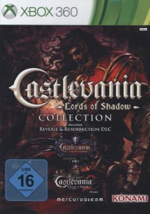 Castlevania: Lords of Shadow Collection Including Two DLC, Mirror of Fate and Lords of Shadow 2 Demo; German Edition - XBox 360 | Dodax.co.uk