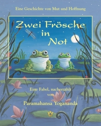 Zwei Frösche in Not | Dodax.at