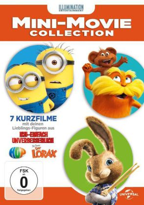 Mini-Movie Collection, 1 DVD | Dodax.ch
