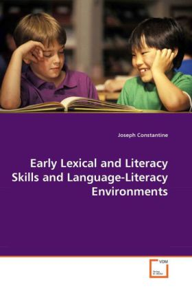Early Lexical and Literacy Skills and Language-Literacy Environments   Dodax.at