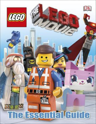 The LEGO® Movie The Essential Guide | Dodax.ch