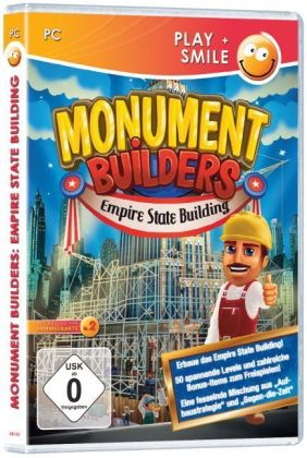 Monument Builders: Empire State Building, CD-ROM | Dodax.ch