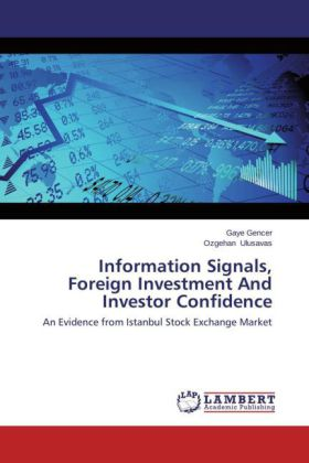 Information Signals, Foreign Investment And Investor Confidence | Dodax.de