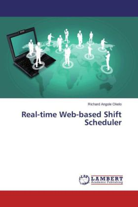 Real-time Web-based Shift Scheduler | Dodax.ch