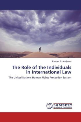 The Role of the Individuals in International Law | Dodax.at