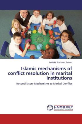 Islamic mechanisms of conflict resolution in marital institutions | Dodax.ch
